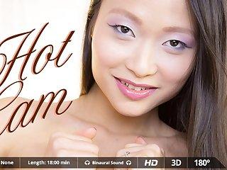 Pussykat in Hot Cam - VirtualRealPorn